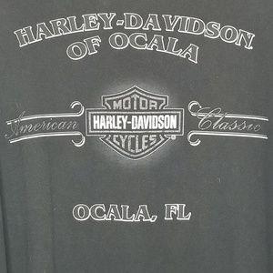 Harley Davidson 2 sided Ocala FL. Size 5 XL